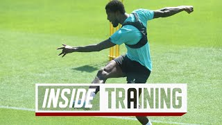 Watch all the best action from Melwood on Thursday, as the Reds find their finishing touch once again, despite some brilliant goalkeeping from Alisson Becker and his fellow goalkeepers throughout.  Enjoy more content and get exclusive perks in our Liverpool FC Members Area, click here to find out more: https://www.youtube.com/LiverpoolFC/join  Subscribe now to Liverpool FC on YouTube now and get notified when new videos land: https://www.youtube.com/subscription_center?add_user=LiverpoolFC