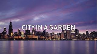 CITY IN A GARDEN - FALL OUT BOY (Lyric Video)