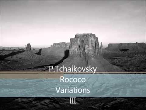 Feliks Volozhanin Tachikovsky Rococo variations III