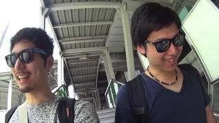 バンコクからパタヤビーチ行き方! /Bangkok To Pattaya