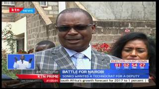 RUTO'S PROJECT: Governor Kidero reveals a secret deal between Sonko and DP Ruto
