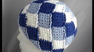 Tunesisch Häkeln Mütze Aus Hatnut Xl Und Fresh Veronika Hug