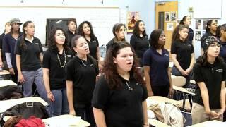 "BKHS Treble Choir-""Copernicus"""