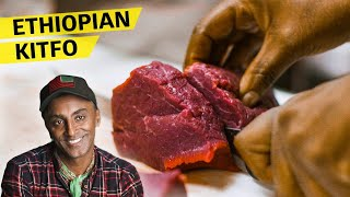 Chef Marcus Samuelsson Makes Traditional Ethiopian Kitfo — No Passport Required