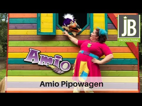 Video van Amio Pipowagen | Poppentheaters.nl