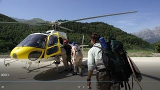 HELICOPTER-FLY FISHING IN SPAIN (ARAGON & CATALONIA) AND ANDORRA