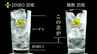 How to make ‐ 強炭酸なレモンサワー