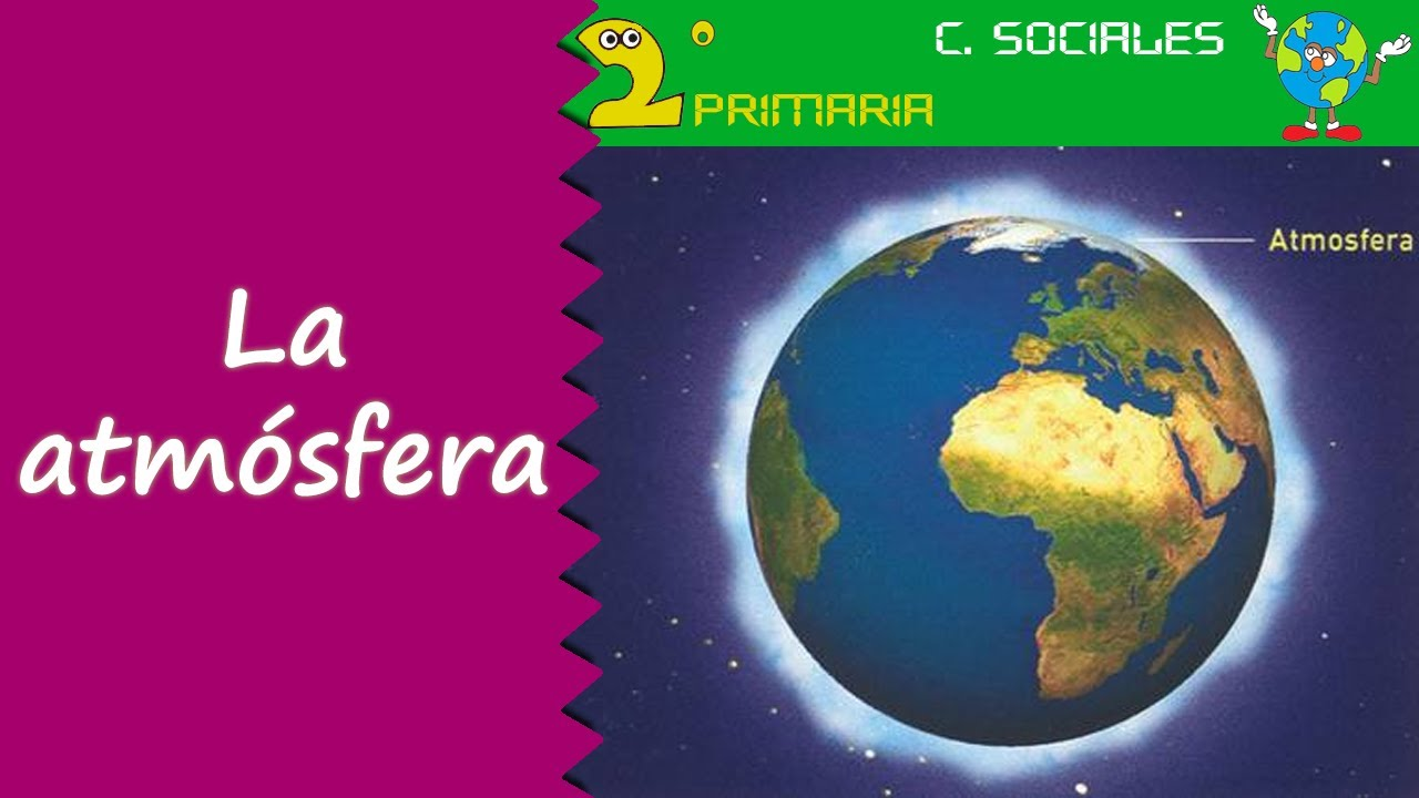 Ciencias Sociales. 2º Primaria. Tema 4. La atmósfera
