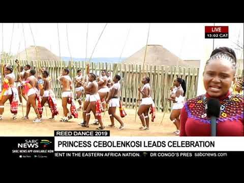 UPDATE: Umkhosi Womhlanga reed dance under way in kwaNongoma