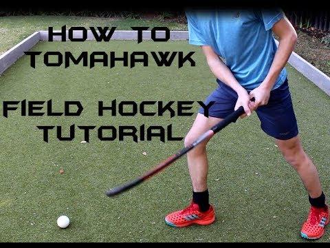 How to Tomahawk   Field Hockey Tutorial