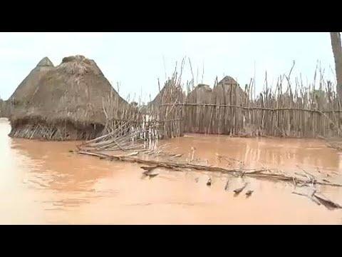 Δεκάδες νεκροί από υπερχείλιση φράγματος στην Κένυα