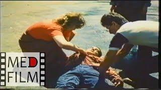 Смотреть онлайн Виды кровотечений, первая помощь при кровотечении