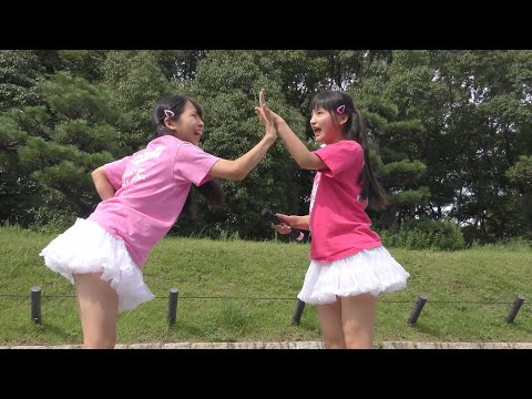 [4K] pomme rose (NMB48 早川夢菜)「りんごのほっぺ」 城天 アイドル ライブ Japanese idol
