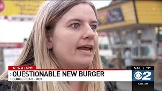 Utah Burger Bars Kangaroo Burgers Poorly Timed?
