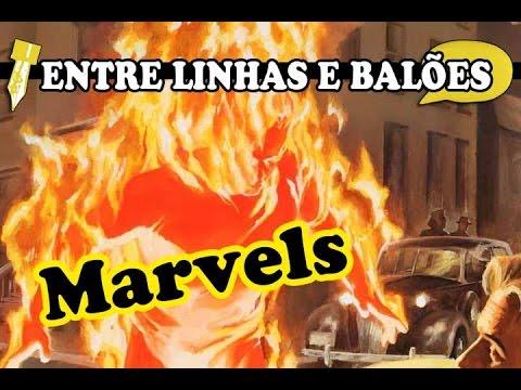 Marvels de Alex Ross e Kurt Busiek | Entre linhas e balões #09