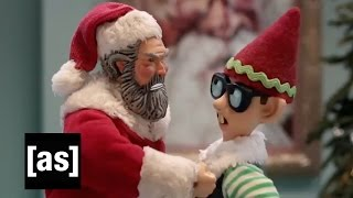 The Robot Chicken Christmas Special: X-Mas United | Robot Chicken | Adult Swim