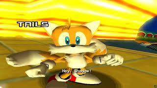 Shadow the Hedgehog - Circus Park (Hero) [HD GAMEPLAY 1080p 60 FPS]
