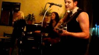 """Devin Tait & the Traitors """"Hey Citizen"""" acoustic at Cafe Muse Dec 2011"""