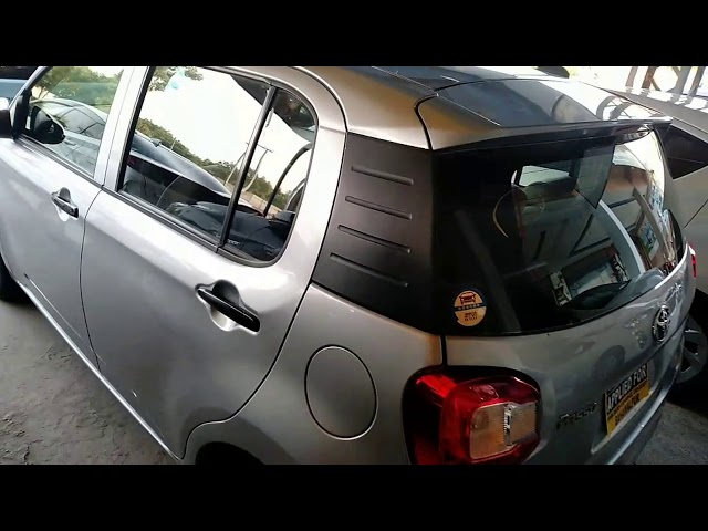 Toyota Passo X L Package 2017 for Sale in Bahawalpur