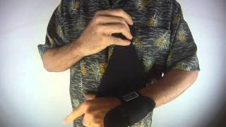 Video: Hely Weber Whale Wrist Wrap #5817