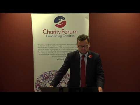 Rob Wilson, Minister for Civil Society
