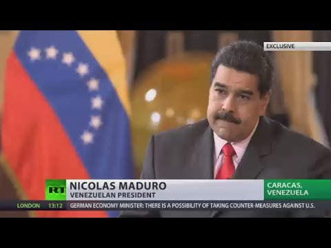 Maduro: US started indirect blockade against Venezuela's financial system (EXCLUSIVE)