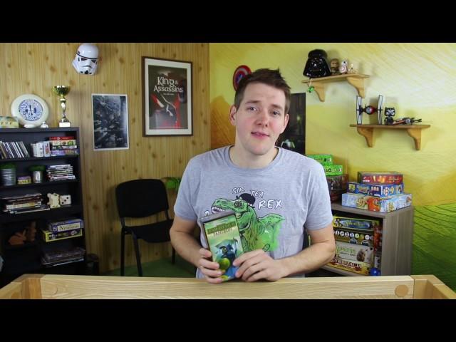 Gry planszowe uWookiego - YouTube - embed b5JhmdnWjKY