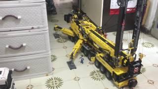 Lego technic 9.1 RC Crane
