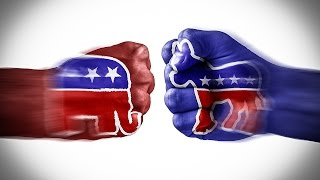 Spineless Democrats Want You To Play Nice With Republicans - The Ring Of Fire