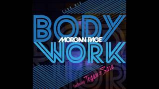 Morgan Page feat. Tegan and Sara - Body Work [Club Mix] (Lyric Music Video)
