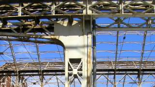 preview picture of video 'Caserta: ex Saint Gobain'