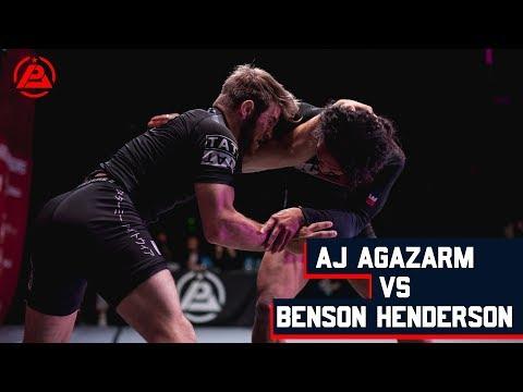 Polaris 6 - Benson Henderson vs AJ Agazarm