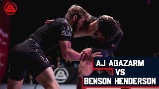 Benson Henderson vs AJ Agazarm - Polaris 6 Full Match