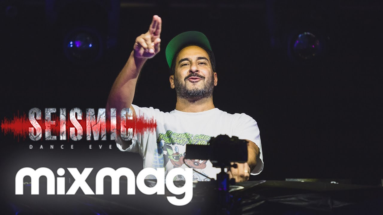 Armand Van Helden - Live @ Seismic Dance Event, Austin Texas 2018