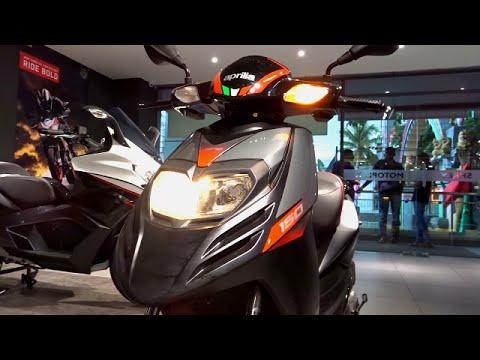 #ScooterFest: Aprilia SR 150 First Ride Review
