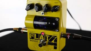 VOX In The Studio: Freddy DeMarco Demos The Flat 4 Boost Pedal