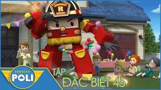 Robocar POLI - POLI Và Các Bạn - Tập Đặc biệt 45: Đội Xe Cứu Hộ | Phim Hoạt Hình Hay Đặc Sắc