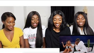 KWESI ARTHUR FT. SHATTA WALE - AFRICAN GIRL (REACTION VIDEO)   JESSICA BENTU