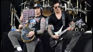 Avenged Sevenfold - Clairvoyant Disease BACKING TRACK