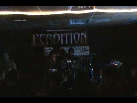 Perdition live at solid sounds lamb of god cover