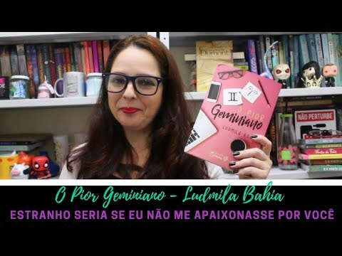 Rezembro #04 - O Pior Geminiano -  Editora Sinna  | Dicas da Sissi
