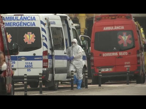 COVID-19: Αύξηση του αριθμού των κρουσμάτων στην Ευρώπη, παρά τους εμβολιασμούς…