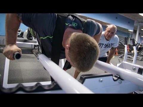 Pit Shark Push-Up – SMARTER Team Training
