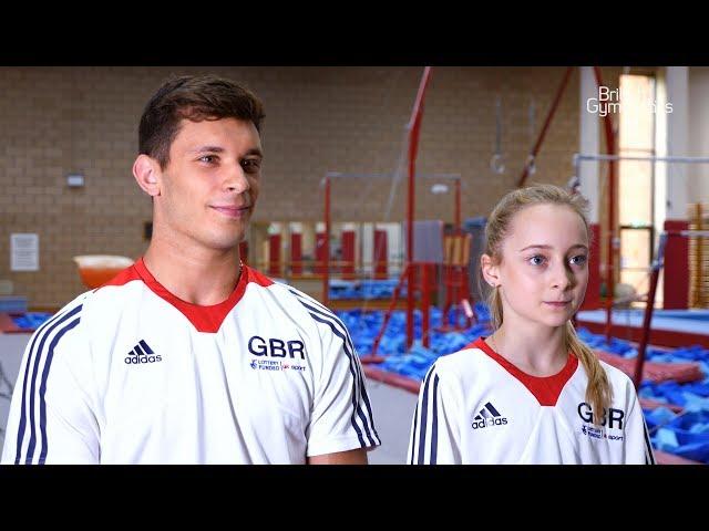Meet The World Games team – acrobatic mixed pair