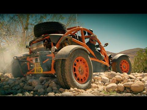 Matt LeBlanc Reviews The Ariel Nomad | Top Gear
