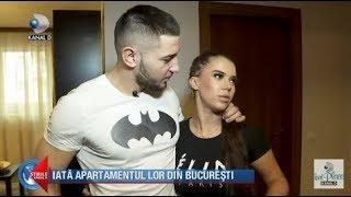 Stirile Kanal D (12.01.2020) - Acasa la Bogdan Mocanu si Andra Volos! Editie de seara