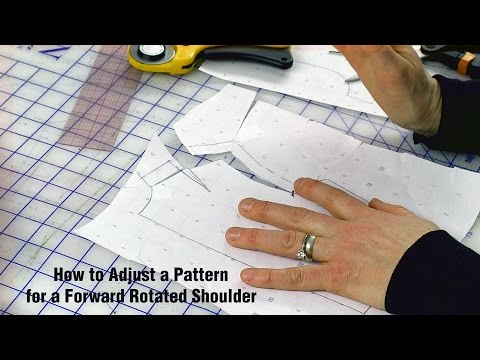 J Stern Designs / How To Adjust A Pattern If Your Shoulder Rotates Forward Mp3
