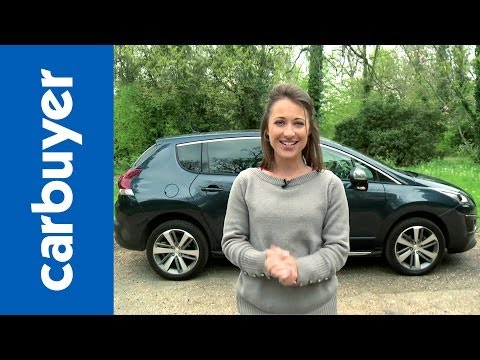 Peugeot 3008 MPV 2014 review - Carbuyer