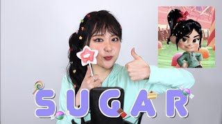디즈니 & 픽사 캐릭터들이 부르는 Sugar by. Maroon 5 | Disney & Pixar impression