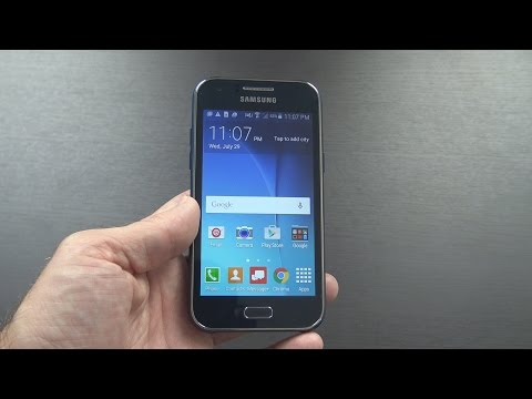 Samsung Galaxy J1 Unboxing and First Impressions!